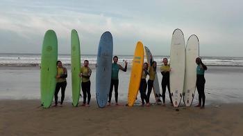 Formation au surf